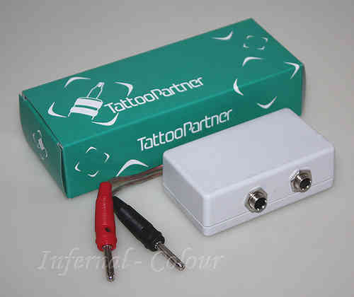 Jack Connector / Verteiler / Adapter mit Anschlussbox
