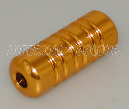 Alugriff Rotgold  22 x 54 mm