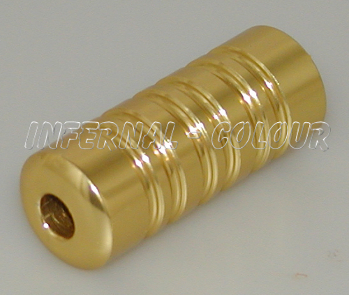 Alugriff Goldfarben 22 x 54 mm