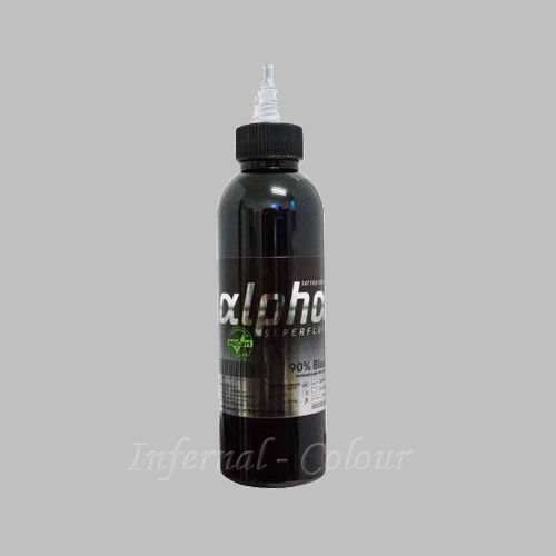 ALPHA superfluid 90% BLACK -150ml