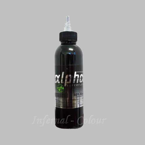ALPHA superfluid 40% BLACK -30ml