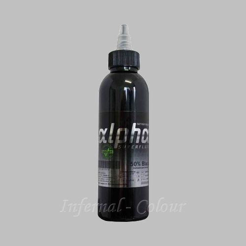 ALPHA superfluid 50% BLACK -30ml