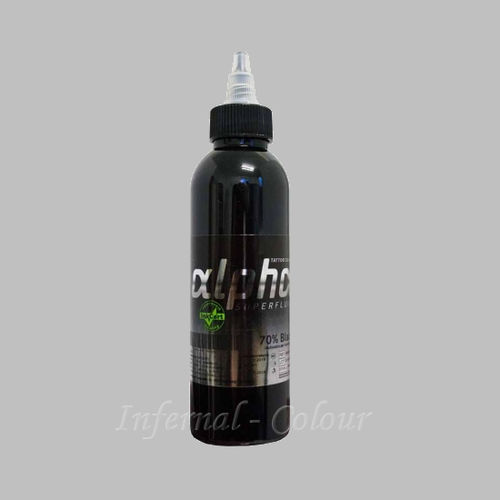 ALPHA superfluid 70% BLACK -30ml