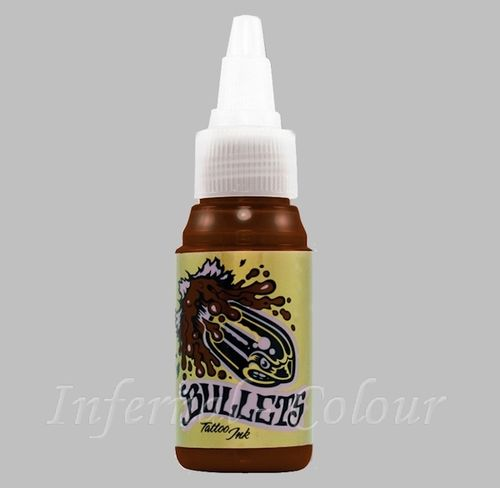 Bullets Hazelnut 35 ml