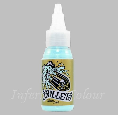 Bullets Pastel Turquoise 35 ml