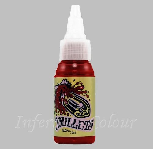 Bullets Violent Red 35 ml