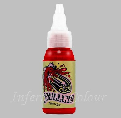 Bullets Uncut Red 35 ml