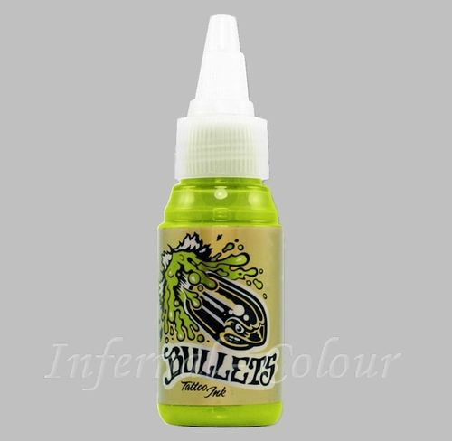 Bullets Luminous Alien Blood 35 ml  MHD 01.03.2021