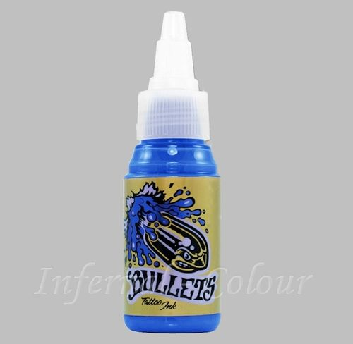 Bullets Medium Blue 35 ml MHD 01.09.2020