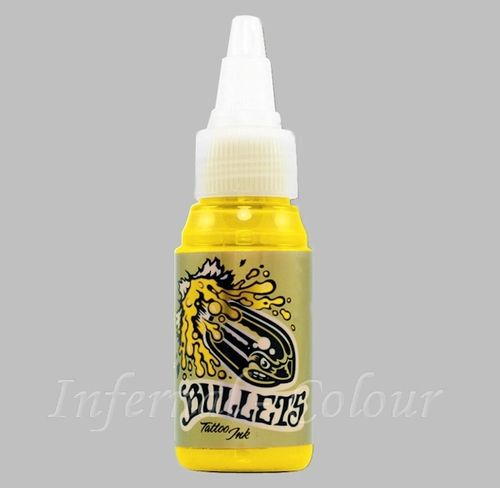 Bullets Uncut Yellow 35 ml