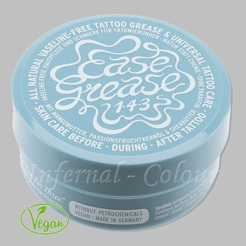 "Ease Grease ""One For Three""  natürliche Hautpflege ohne Paraffin - vegan 150 ml"