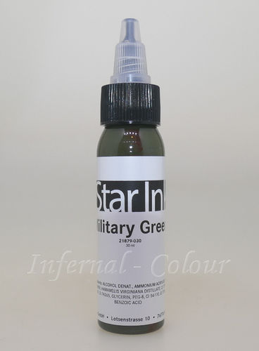 Star Ink  Military Green 30 ml