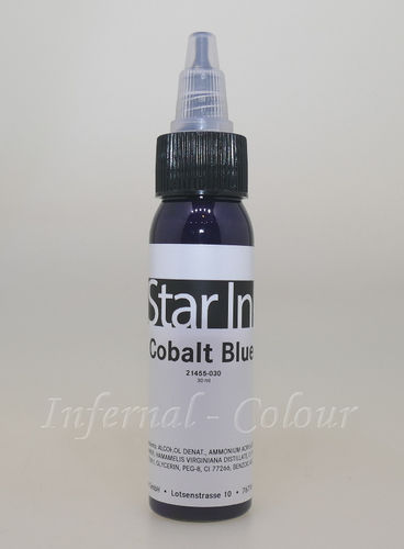 Star Ink  Cobalt Blue 30 ml