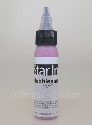 Star Ink  Bubblegum 30 ml