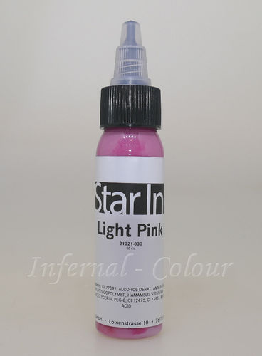 Star Ink  Light Pink 30 ml