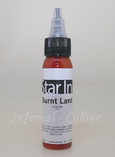 Star Ink  Burnt Land 30 ml