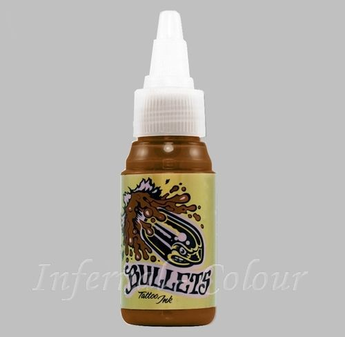 Bullets Sienna Brown 35 ml  MHD 01.12.2020