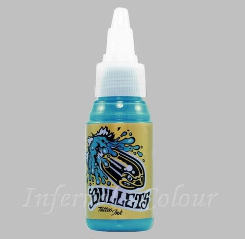 Bullets Honolulu Blue 35 ml MHD 01.09.2020